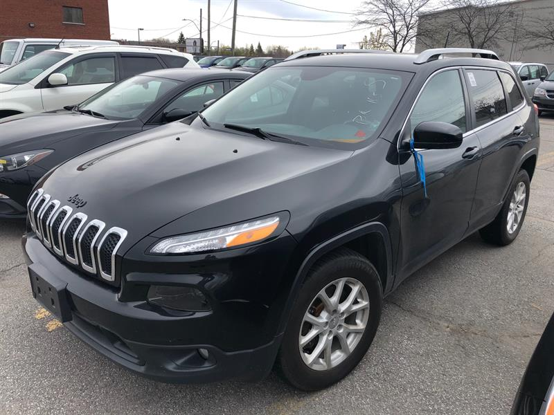 2016 Jeep Cherokee 4WD 4dr North + V6 + CAMÉRA + BLUETOOTH #UD5264