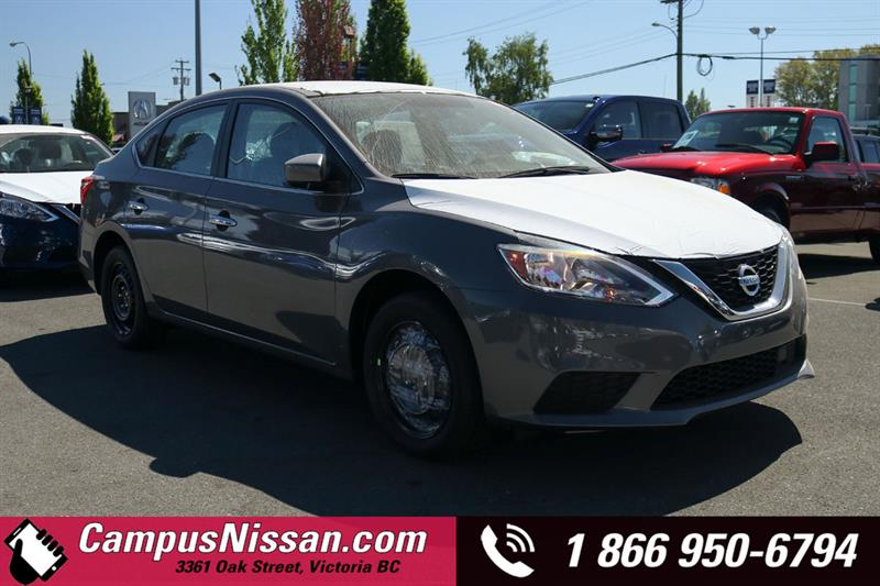 2019 Nissan Sentra 1.8 S FWD w/ Air Conditioning #9-C221-NEW-NEW
