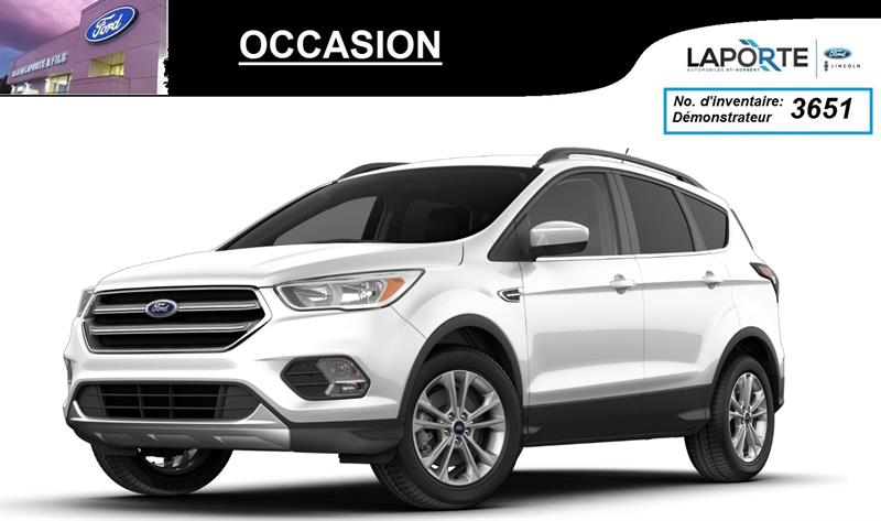 Ford Escape 2018 SE 4WD #3651