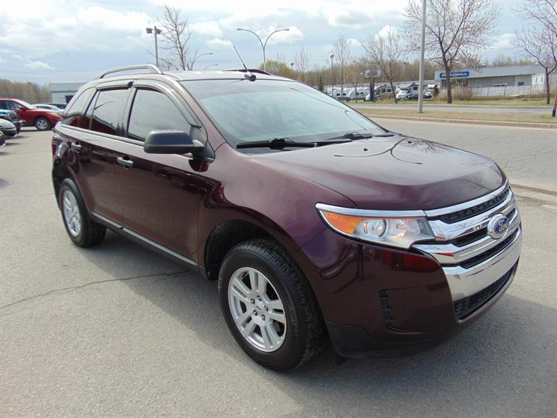 Ford EDGE 2011 4dr SE FWD 85900 KMS #BBB04741