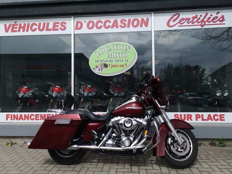 Harley Davidson FLHX 2008 #40667