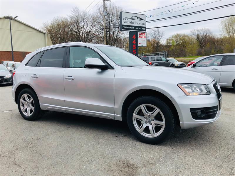 Audi Q5 2009 54$* par semaine/Financement #5605