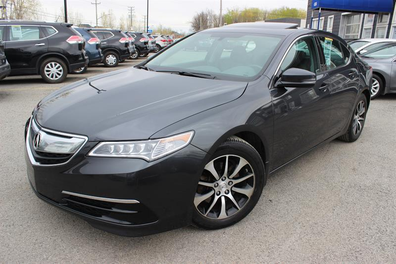 Acura TLX 2015 Sdn FWD  #5131
