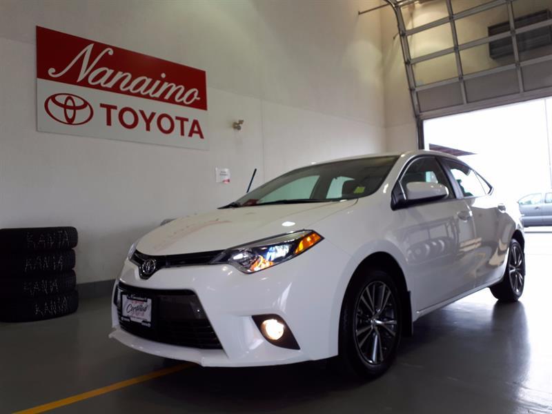 2016 Toyota Corolla LE Upgrade #20913AX