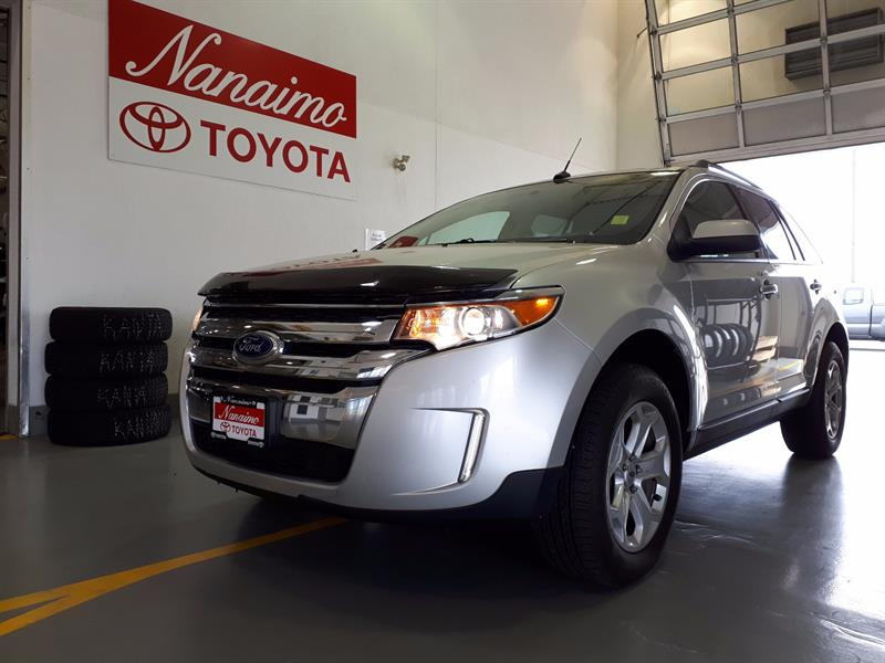 2014 Ford EDGE AWD SEL #20955A