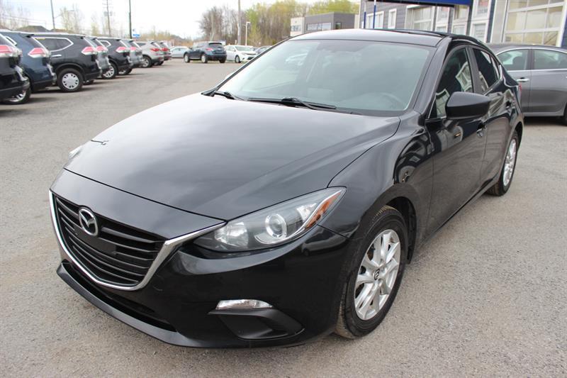 2015 Mazda Mazda3 GS  #5091