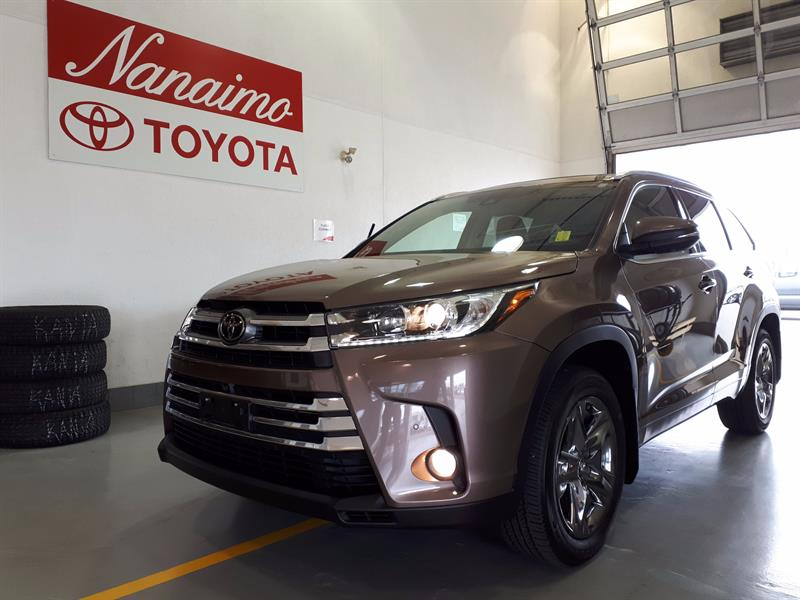 2017 Toyota Highlander AWD Limited #20431AX