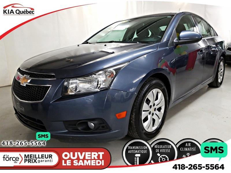 Chevrolet Cruze 2014 LT * AUTOMATIQUE* BLUETOOTH *A/C #QU10643