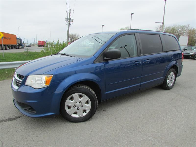 Dodge Grand Caravan 2011 SE 7 PASS DVD BLUETOOTH!!! #4450