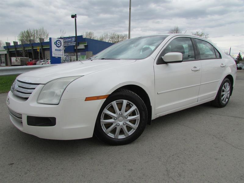 Ford Fusion 2009 A/C CRUISE GR ELECTRIQUE!! #4447