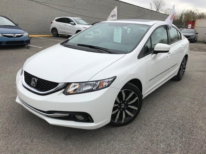 Honda Civic 2014 Touring, MAGS CUIR GPS #J0909A