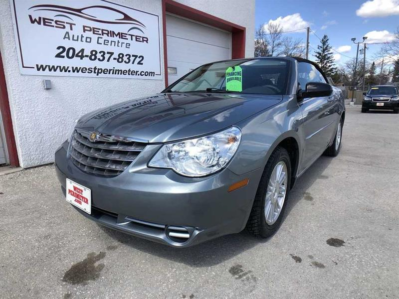 2009 Chrysler Sebring LX CONVERTIBLE #5503
