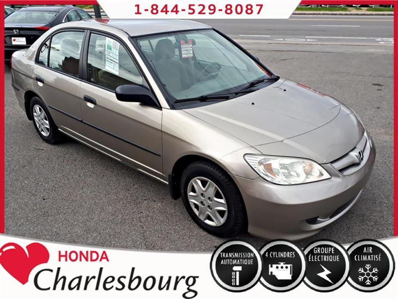Honda Civic 2005 SE **AUTOMATIQUE** #UL19712A