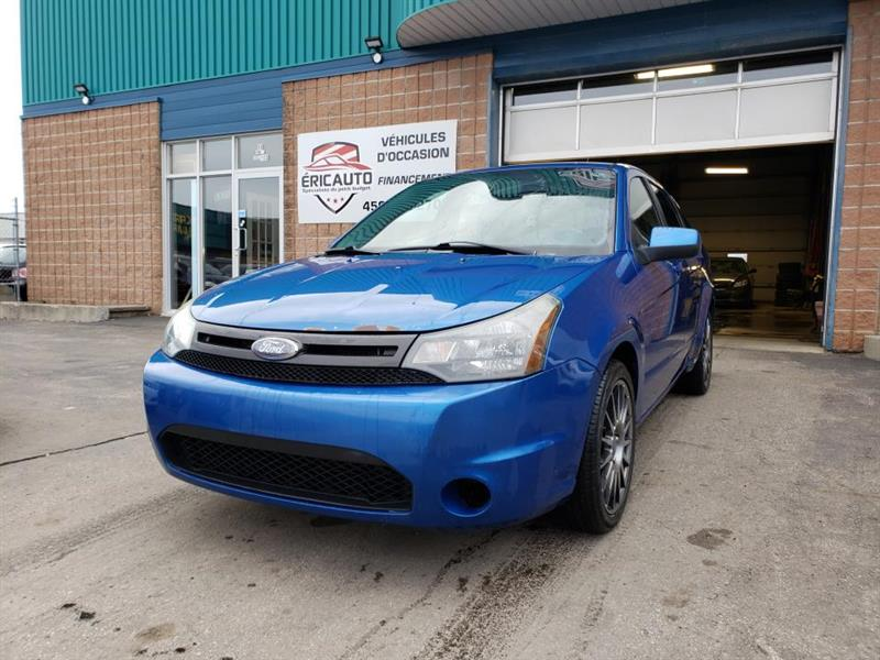Ford FOCUS 2010 SES