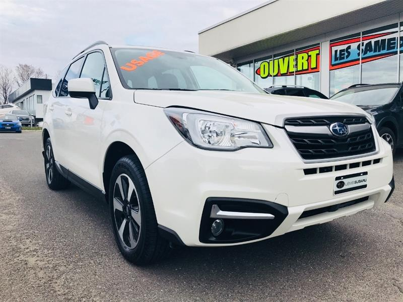 Subaru Forester 2018 2.5i Touring w/EyeSight Package #15943a
