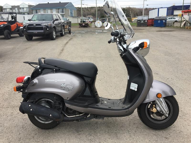 Yamaha Vino 125 2009