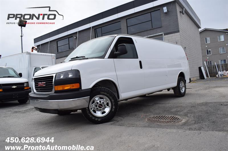 GMC Savana Cargo Van 2014 RWD 2500 155 Allongé / Extended  #1851