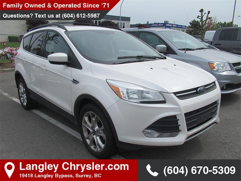2013 Ford Escape SE #EE902710