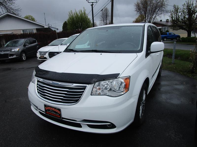 Chrysler Town - Country 2013 4dr Wgn Touring w-Leather #2441