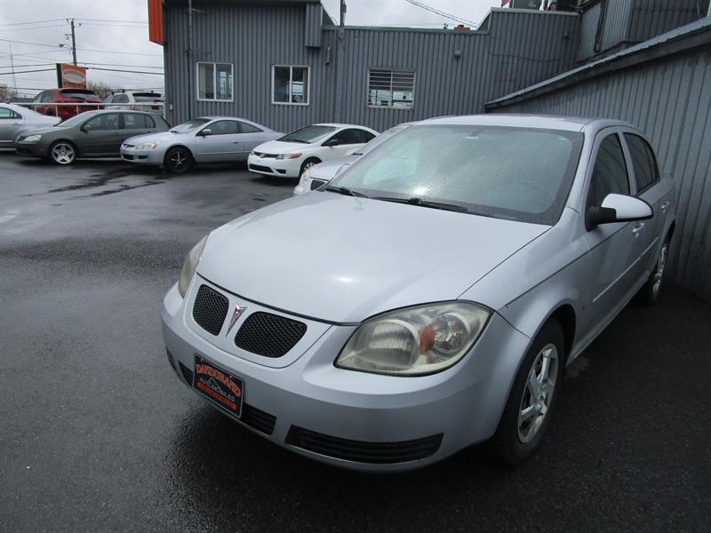 Pontiac G5 Pursuit 2006 4dr Sdn SE #2473A