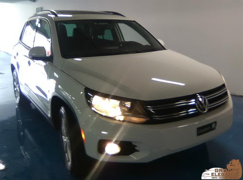 2014 Volkswagen Tiguan 4MOTION HIGHLINE