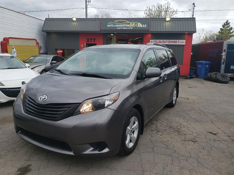 Toyota Sienna 2011 5dr V6 7-Pass FWD #194