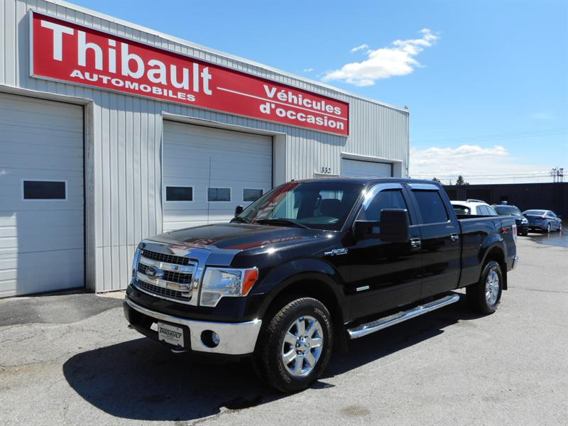 Ford F-150 2013 4WD SuperCrew #14613a