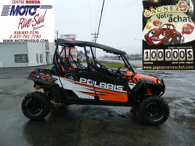 Polaris RZR 900 2014
