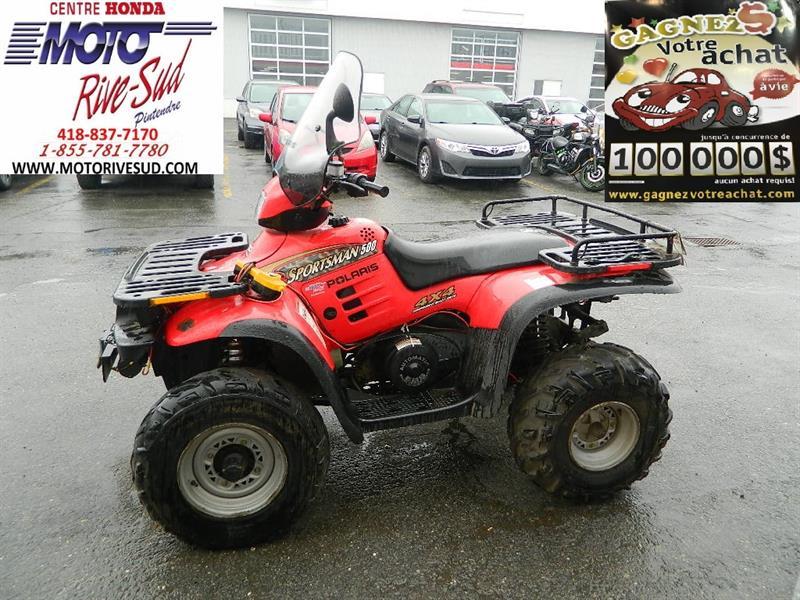 Polaris Sportsman 500 2000