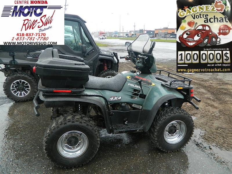 Polaris Sportsman 700 2002