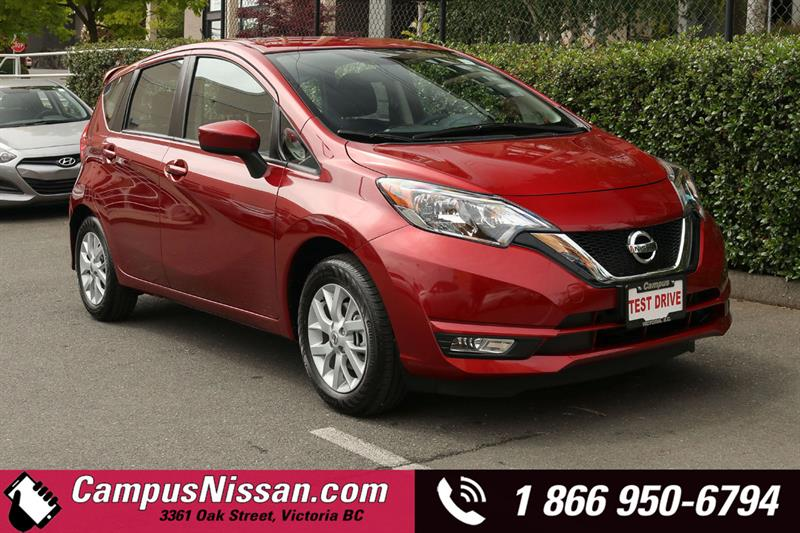 2019 Nissan Versa Note SV FWD w/ Special Edition Pckg #9-B204