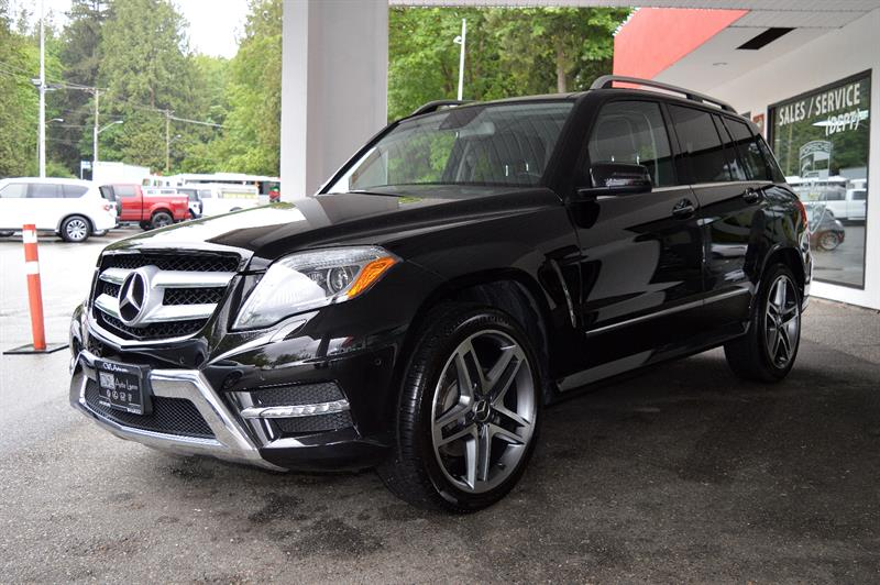 2013 Mercedes-Benz GLK-Class GLK 350 4MATIC - *LOADED* ONLY 33K #CWL9098G