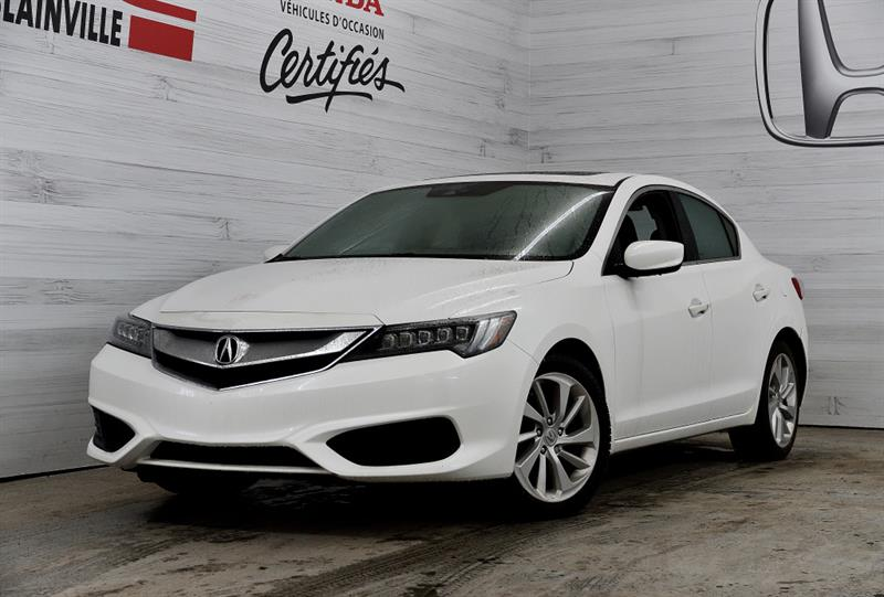 Acura ILX 2016 TECHNOLOGY PACKAGE #U-1713