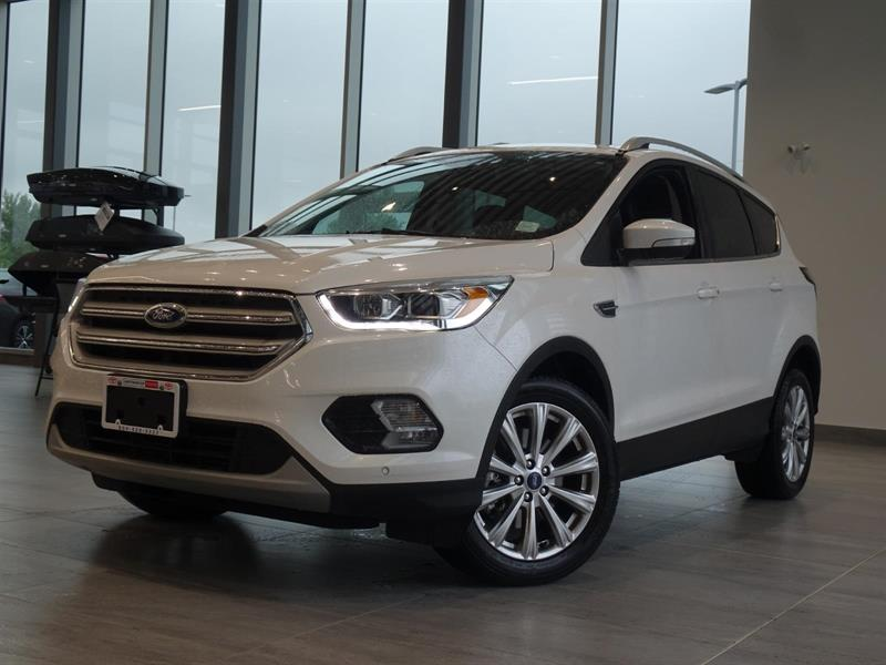 2018 Ford Escape