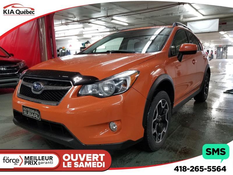 Subaru Xv Crosstrek 2015 TOURING* AWD* CAMERA* SIEGES CHAUFFANTS* #QU10737