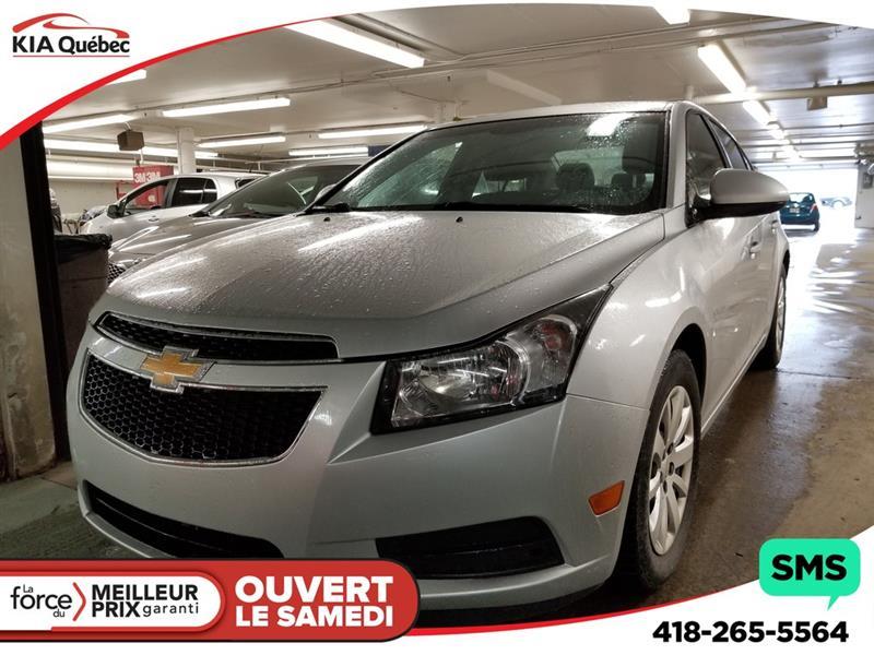 Chevrolet Cruze 2011 LT* TURBO** A/C* BLUETOOTH* #QU10721A