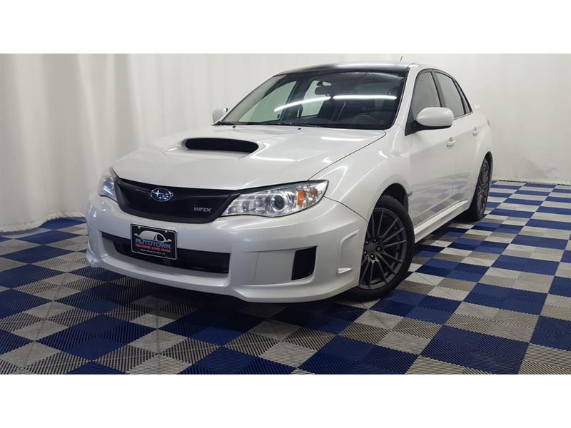 2013 Subaru Wrx WOW LOW KMS!/CHECK OUT THIS WRX! #15SW28683A