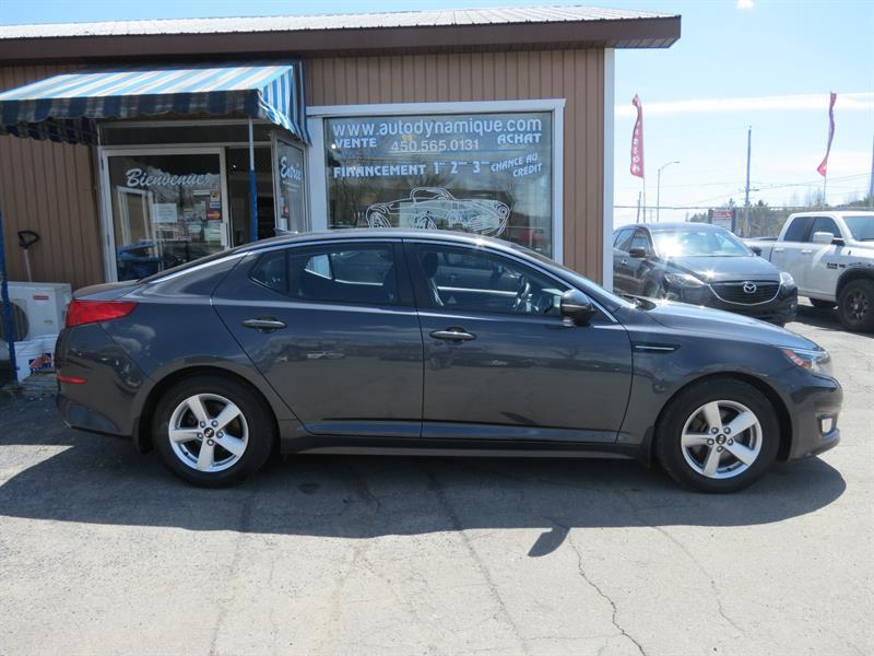 2015 Kia Optima 4DR SDN LX #4368