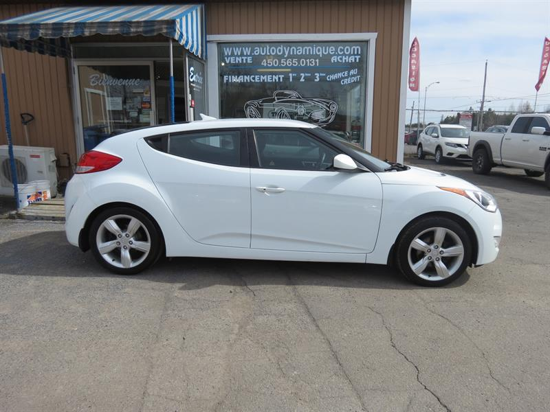 2014 Hyundai Veloster 3DR CPE #4385