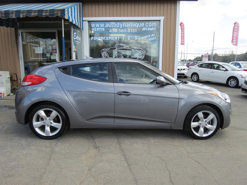 2015 Hyundai Veloster 3DR CPE #4387