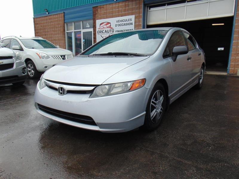 Honda Civic 2006 4 portes DX-G, boîte manuelle