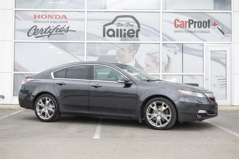 Acura TL 2012 ELITE SH-AWD ***MECANIQUE A1*** #U19098