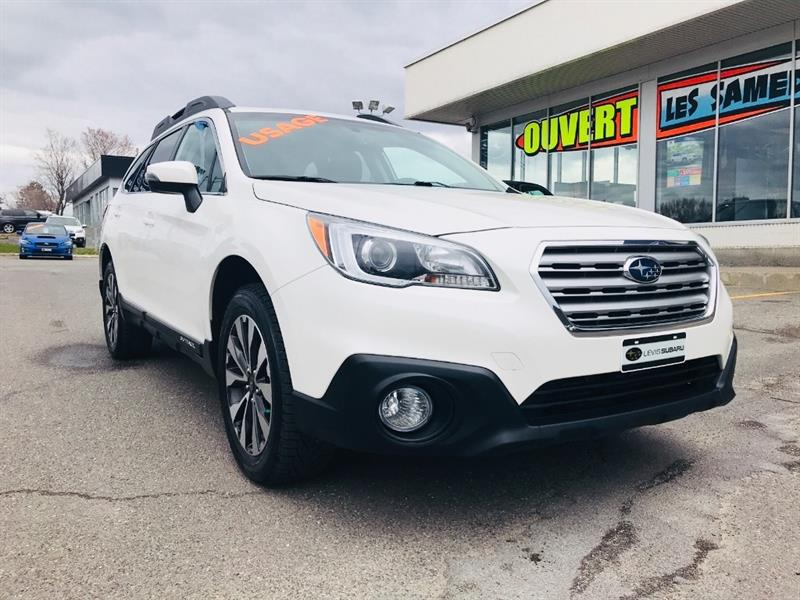 Subaru Outback 2016 2.5i Limited Package #15955a