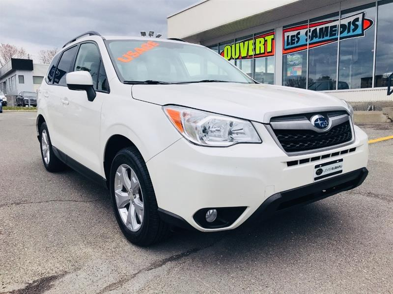 Subaru Forester 2015 2.5i Touring Package #15951a
