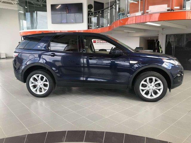2016 Land Rover Discovery Sport HSE #16LR50165