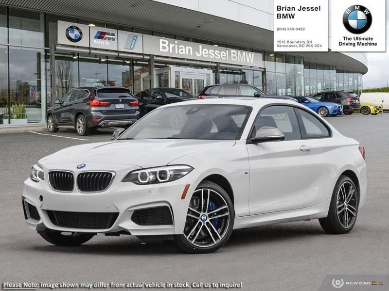 2019 BMW 2 Series M240i xDrive Coupe #K1100