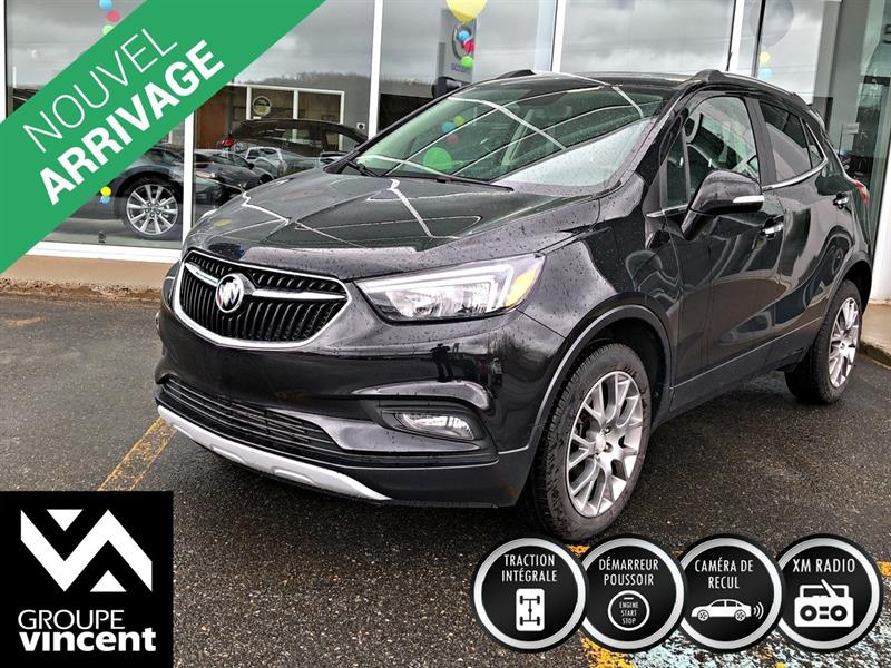 Buick Encore 2017 SPORT TOURING AWD **GARANTIE 10 ANS** #Y2153AM