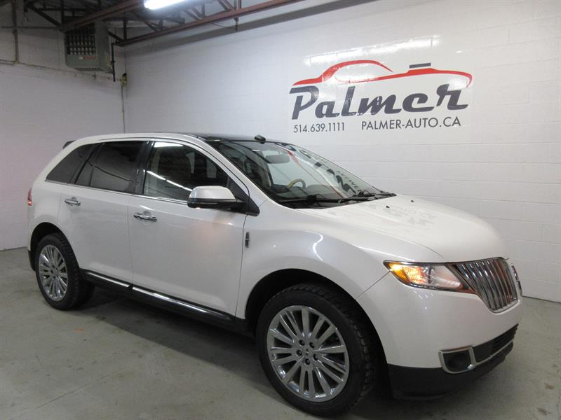 Lincoln MKX 2012 AWD 4dr #18-866