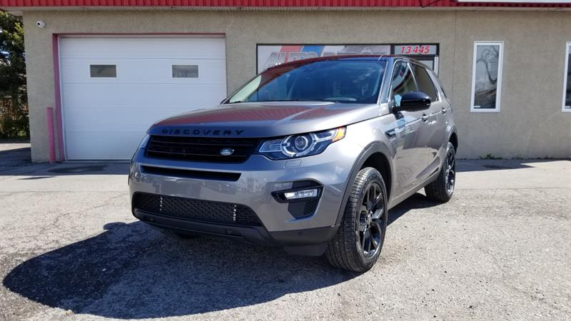 Land Rover Discovery Sport 2016 HSE - SPORT - TOIT - CUIR #6421