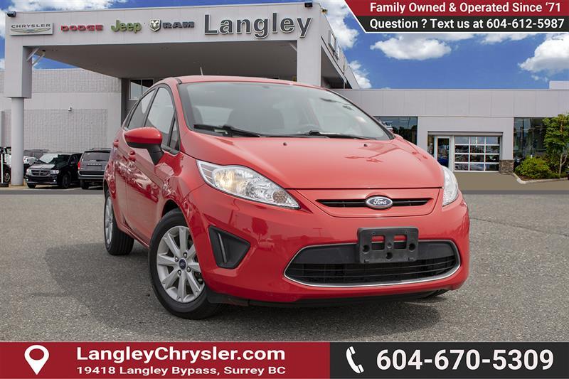 2012 Ford FIESTA SE #EE902200